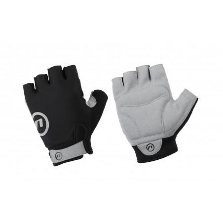 Rękawiczki ACCENT BLACKY M czarno-szare