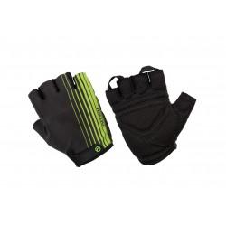 Rękawiczki ACCENT LINE L czarno-zielone