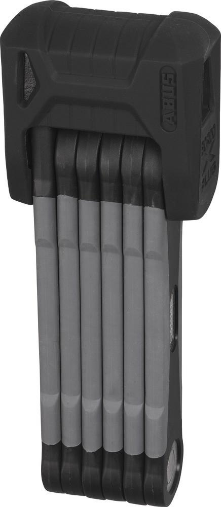 Zamknięcie ABUS Bordo X-PLUS 6500 składane czarne