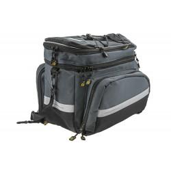 Sakwa na bagażnik Sport Arsenal 550 3-komory wielofunkcyjna składana