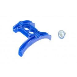 Ślizg linki przerzutki SHIMANO  niebieski  ASMSP18M