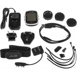 Licznik MIO Cyclo 105HC + moduł GPS + czujniki ANT kadencja + tętno