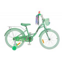 Rower 20'' MEXLLER VILLAGE miętowy