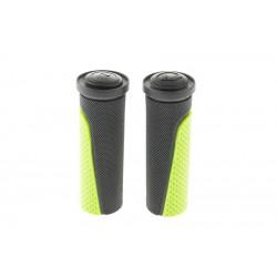 Chwyty ACCENT COMET 2D 92mm czarno-zielone