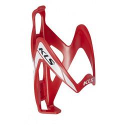Koszyk bidonu KELLYS PATRIOT czerwono-biały