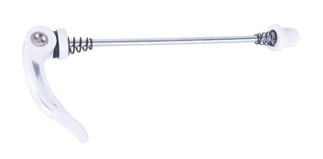 Zacisk piasty tylnej ACCENT X-Country M5x145 biały