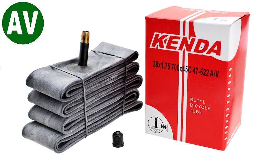 Dętka 28x1,75 (700 x 45C)  KENDA AV-32mm