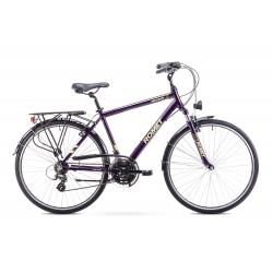 Rower ROMET 28 WAGANT 1 LIMITED XL śliwkowo-złoty