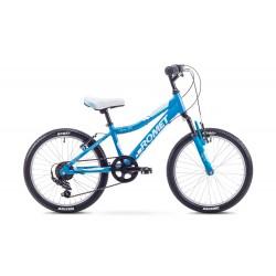 Rower ROMET JOLENE KID 20 S niebiesko-biały