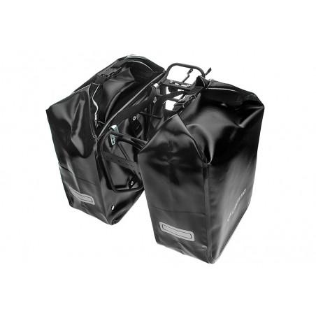 Sakwa na bagażnik CROSSO DRY BIG 60L czarna