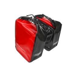 Sakwa na bagażnik CROSSO DRY BIG 60L czerwona