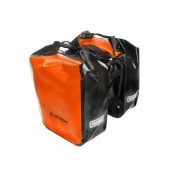 Sakwa na bagażnik CROSSO DRY BIG 60L pomarańczowy
