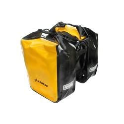 Sakwa na bagażnik CROSSO DRY BIG 60L żółty