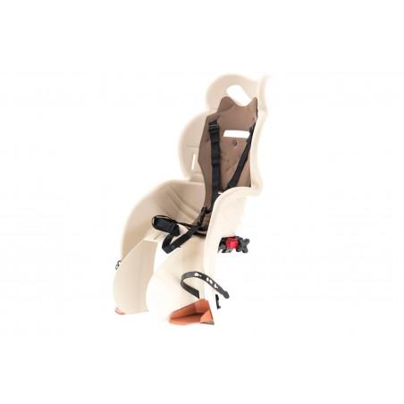 Fotelik dla dziecka  SANBAS na bagażnik beżowy