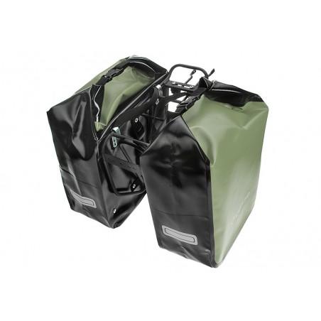 Sakwa na bagażnik CROSSO DRY BIG 60L oliwkowy