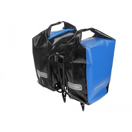 Sakwa na bagażnik CROSSO DRY SMALL 30L niebieska
