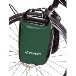 Sakwa na bagażnik CROSSO DRY SMALL 30L zielona