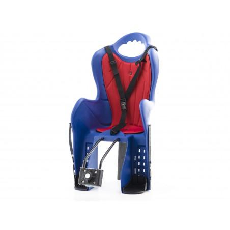 Fotelik dla dziecka ELIBAS pod siodło niebieski