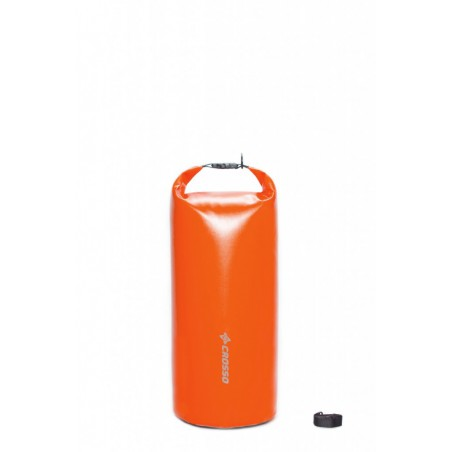 Sakwa WÓR transportowy na bagażnik CROSSO DRY BAG 40L pomarańczowy