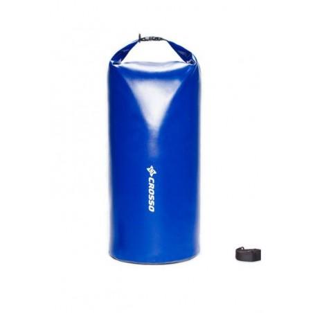 Sakwa WÓR transportowy na bagażnik CROSSO DRY BAG 60L niebieski