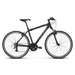 Rower 28 KROSS EVADO 2.0 M czarno-zielony mat