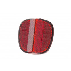 Odblask tylny czerwony na błotnik 04935 BR7 kw.
