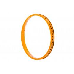 Obręcz rowerowa 20 PRIMO 7 SERIES 36 pomarańczowa