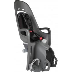 Fotelik rowerowy HAMAX Zenith Relax Adapter szary czarna wyściółka