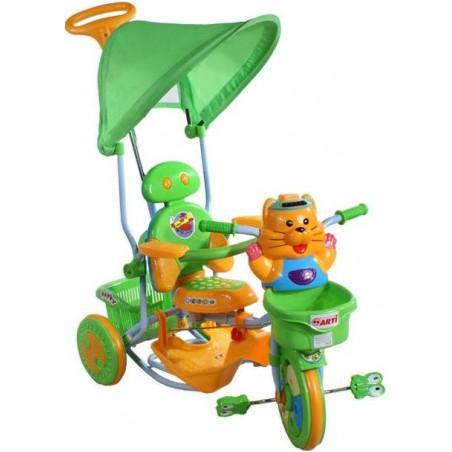 Rowerek trójkoł. ARTI Tygrysek 2880 zielony