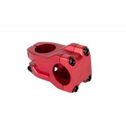 Wspornik kierownicy Fury v.3 45mm/31,8mm czerwony anodowany