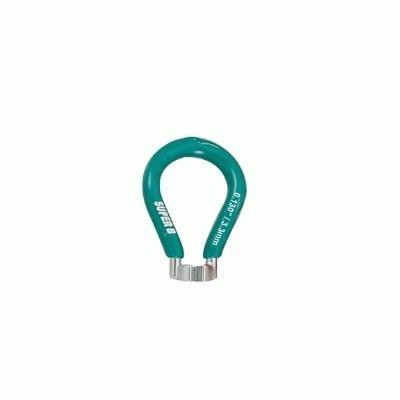 Klucz do szprych 3,3mm 0,130'' Super-B zielony