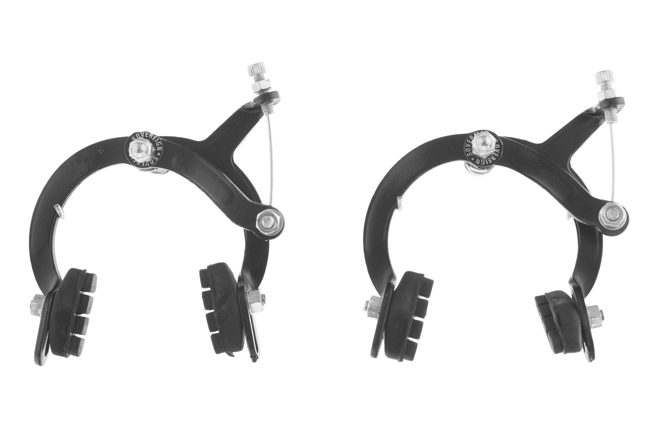 Hamulce szczękowe p+t SE-601 czarne