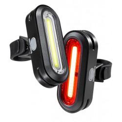 Lampa p+t Kryptonite zestaw AVENUE F-100 / R-60 COB LED