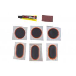 Łatki z klejem TOTAL-CARE /zestaw/  MAXI