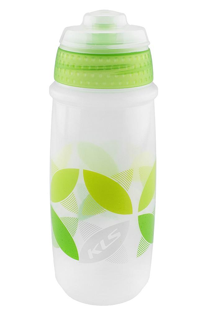 Bidon 0,55L KELLYS ATACAMA zielony-transparent
