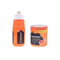 Izotonik NAMED Hydrafit 400g + bidon 500ml