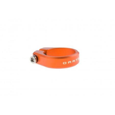 Obejma DARTMOOR Ring 34.9 pomarańczowa