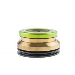 Stery DARTMOOR BLINK zintegrowane tapered łożyska maszynowe zielone
