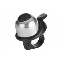 Dzwonek alum-plast BUCHEL czarno-srebrny 455 11 134