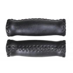Chwyty VELO PRO-X 617 skóra eco 127mm czarne