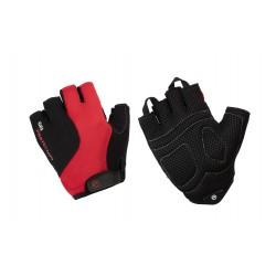 Rękawiczki ACCENT  Rider czarno-czerwone  L