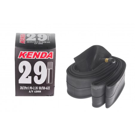 Dętka rowerowa 28/29x1,90/2,35 KENDA AV-48mm