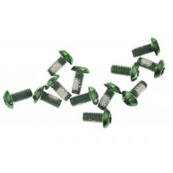 Śruby do mocowania tarczy hamulcowej ProX TORX zielone (12 szt.)