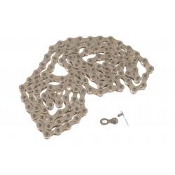 Łańcuch 8 rzęd. srebrny ProX