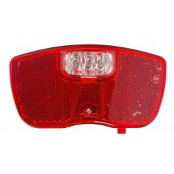 Lampa tylna na bagażnik /bateryjna/ 0268A 3-LED