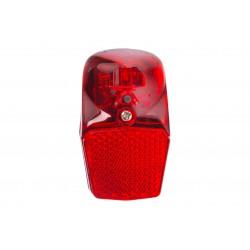 Lampa tylna na błotnik /bateryjna/ 1-led z wyłącz. z bateriami