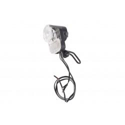Lampa przednia /dynamo/ BASTA 91 62 60 SWITCH Pico 30 z wyłącznikiem