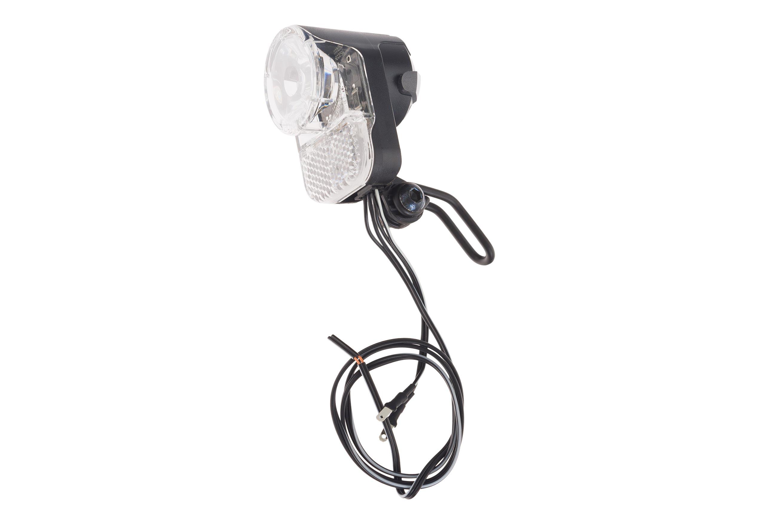 Lampa przednia /dynamo/ AXA SWITCH Pico 30 z wyłącznikiem
