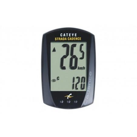 Licznik rowerowy przewod. CATEYE CC-RD200 Cadence czarny