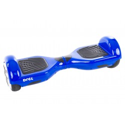 """Deskorolka elektryczna samobalansująca mini 6,5"""" DREL niebieska"""